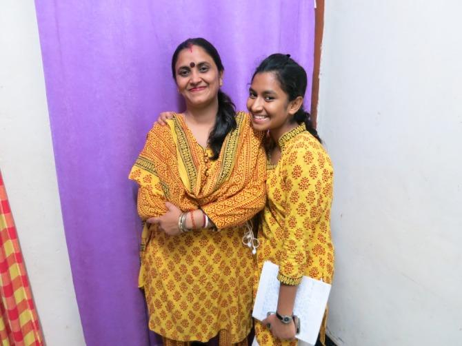 Shibani and Piyuli